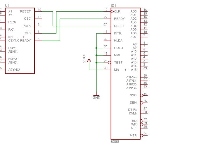 Helm PCB - 8088 Computer